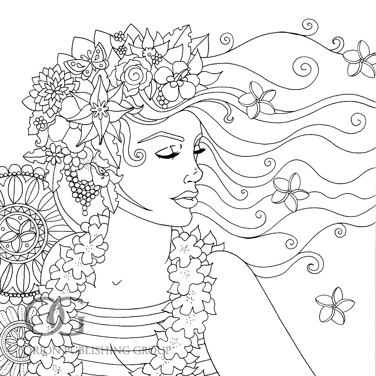 free mindfulness coloring pages - photo#17