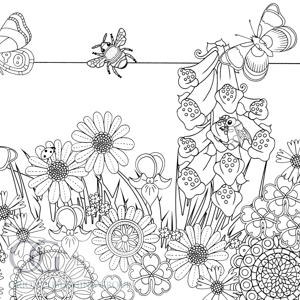 89 Color Me Mindful Coloring Book