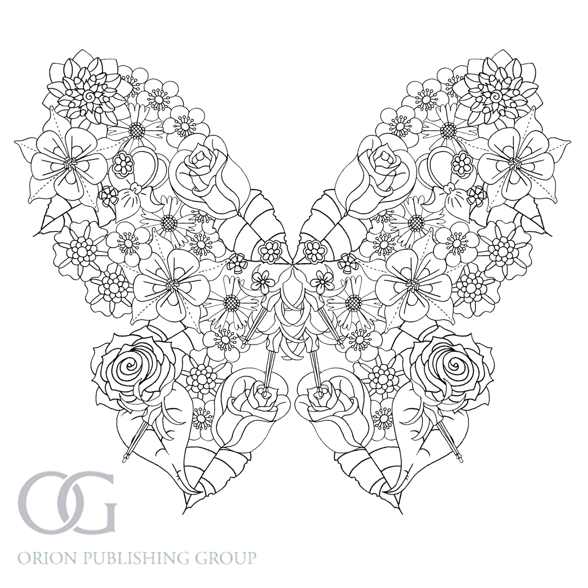 Anastasia Catris » COLOUR ME MINDFUL: BUTTERFLIES PREVIEWS